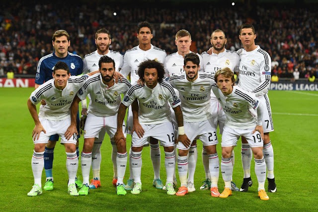 Real Madrid equipe mais valiosa do mundo