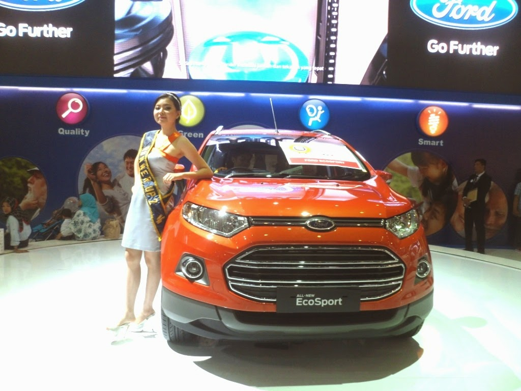 SPG FORD All New Ranger IIMS 2014