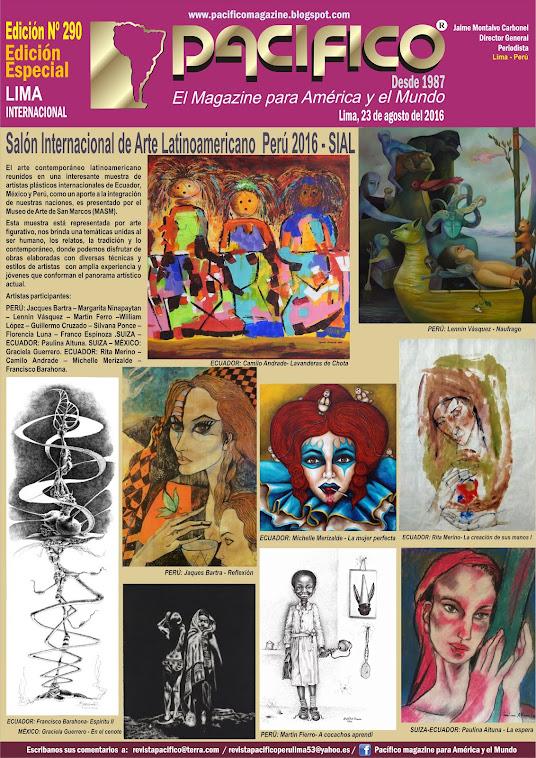 Revista Pacífico Nº 290 Edición Especial