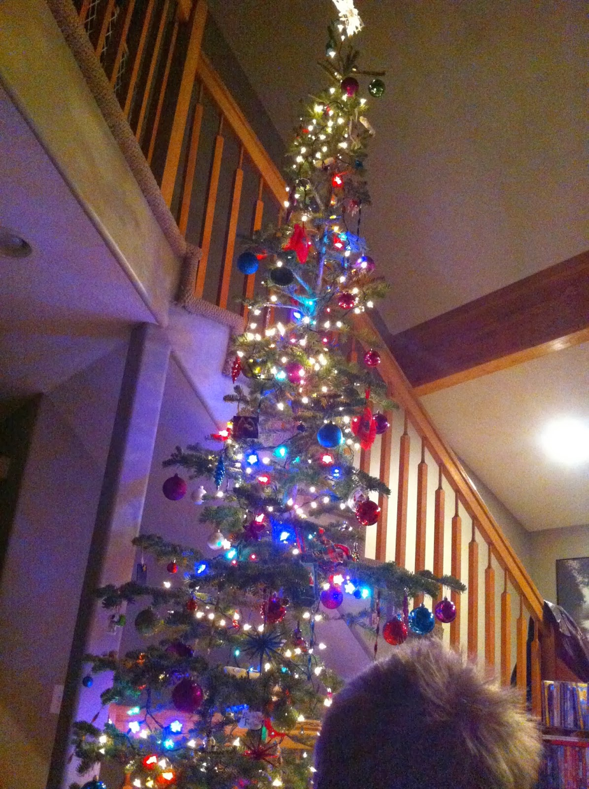 String Lights Doodle : Scotty Watty Doodle All The Day: Christmas Tree Trim 2013 Edition...
