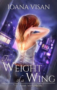 The Weight of a Wing / Tour Giveaway