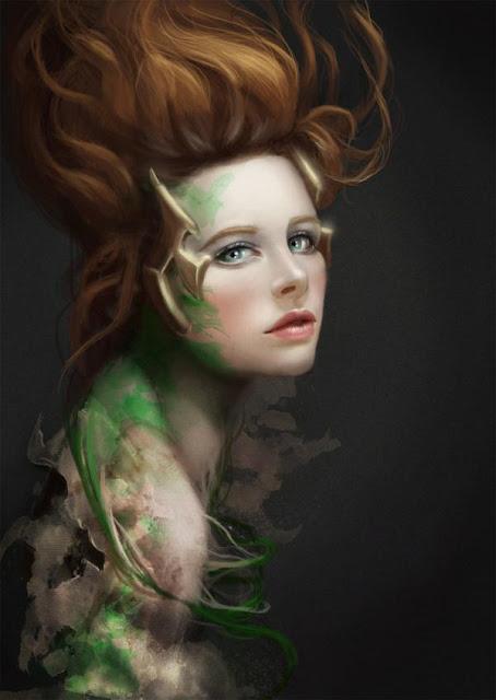 Daze Concept Art by Gerry Arthur