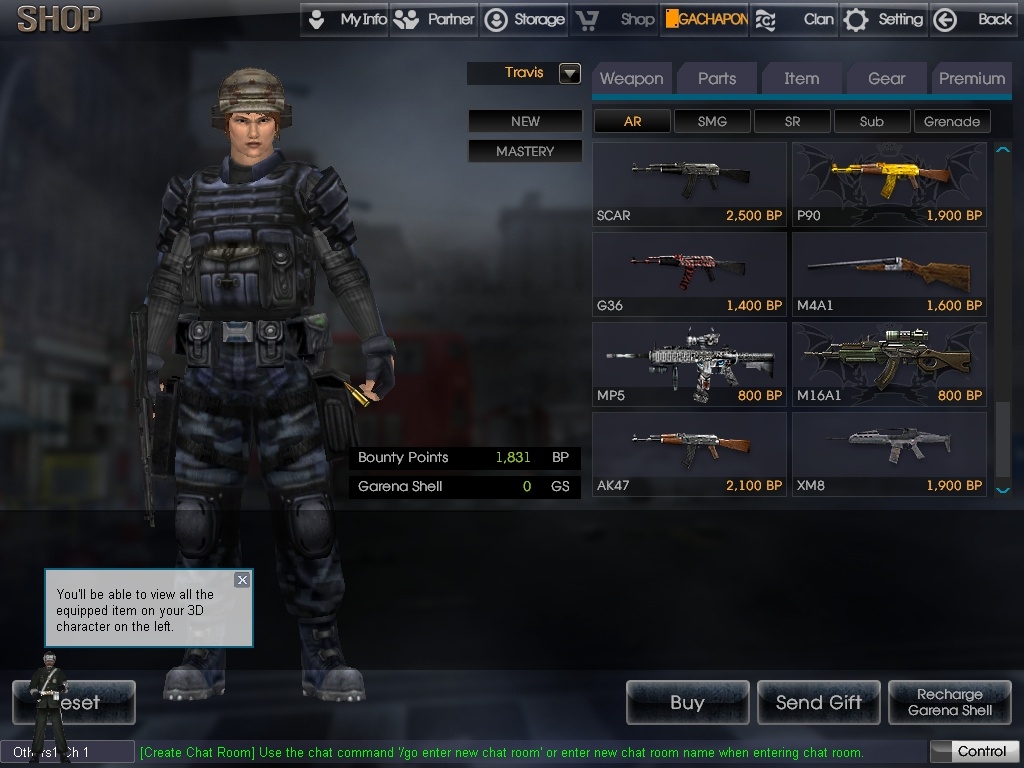 blackshot sea hack id and password