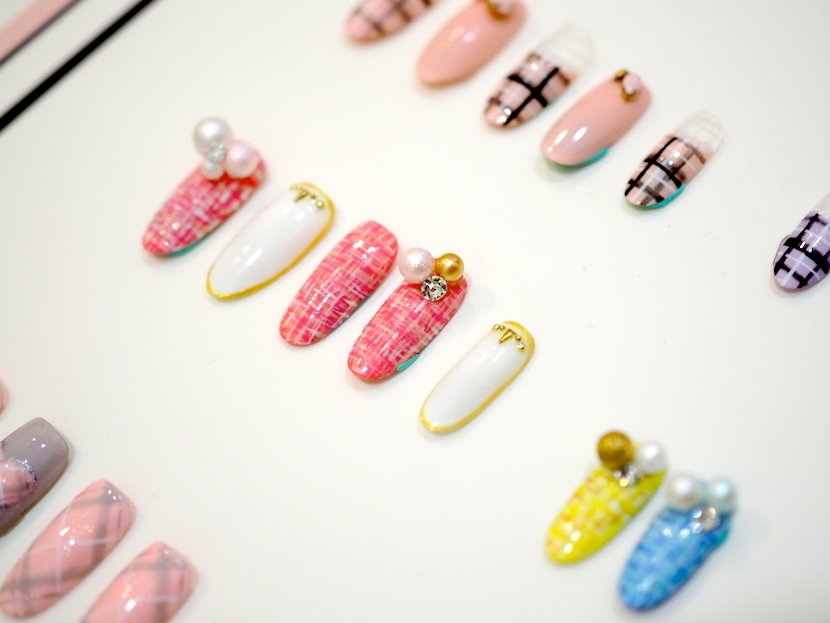 Japanese Nail Art Experience Enchanted Siblings Chanwon