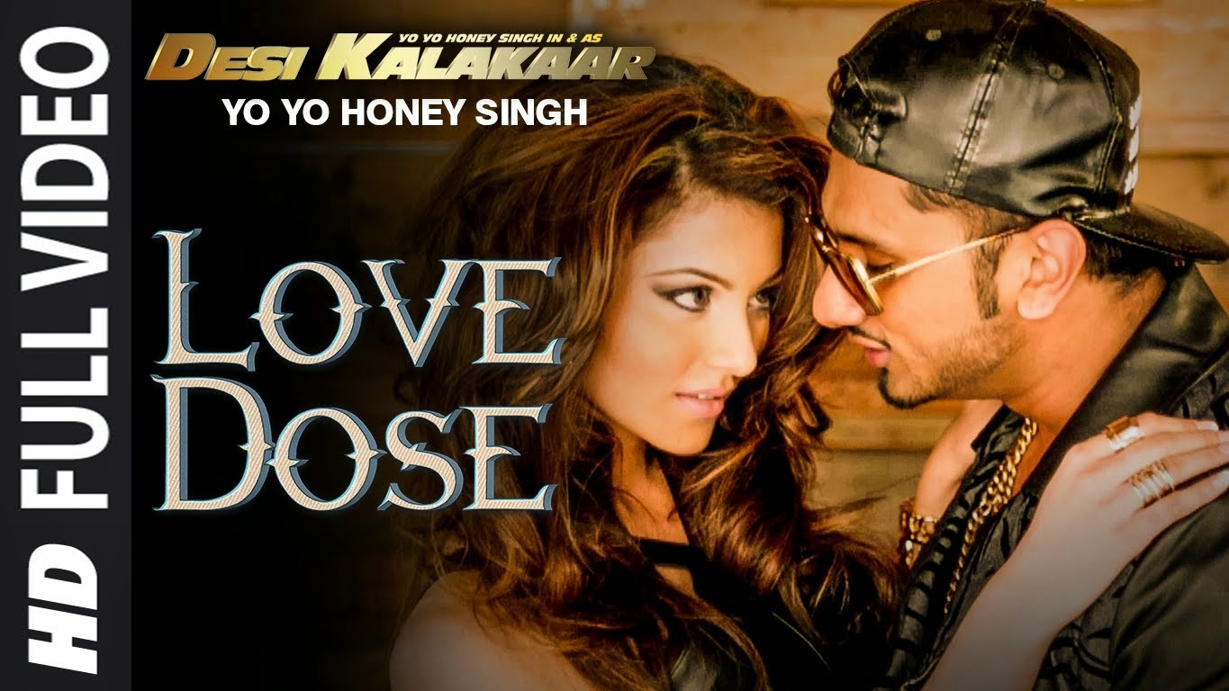 Exclusive: LOVE DOSE Full Video Song | Yo Yo Honey Singh, Urvashi ...
