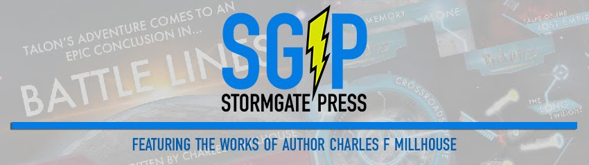Stormgate Press Blog