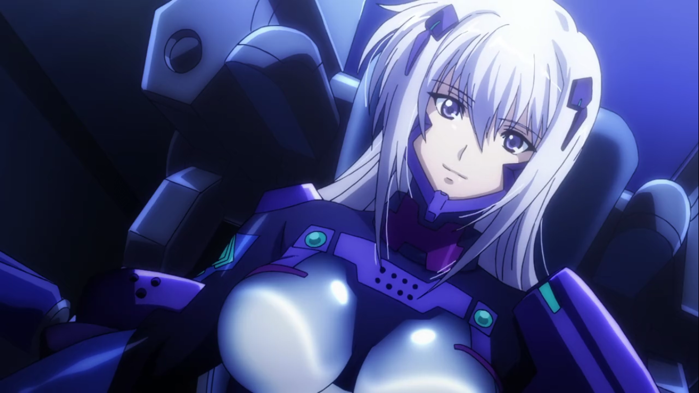 Muv-Luv Alternative - Total Eclipse BD Episode 3 Subtitle Indonesia - http://tenshicrew.blogspot.com/