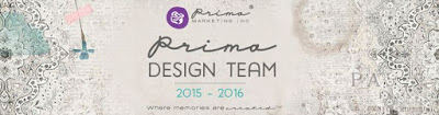 Proud designer for Prima