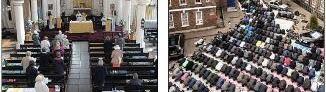 Raport șocant: 500 de Biserici au fost închise în Londra. În locul lor au apărut 423 de moschei