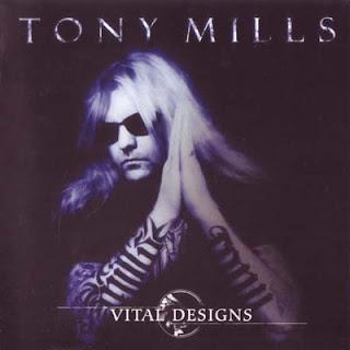 Tony Mills - Vital Designs (2008)