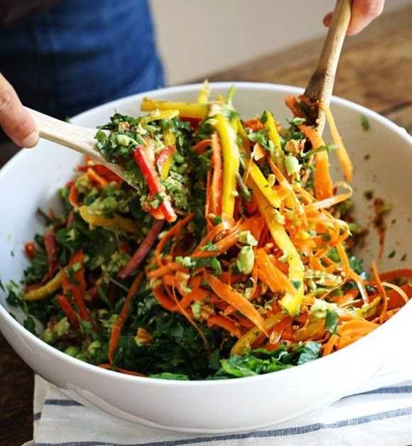 katiecrackernuts.blogspot.com    Things to Cook and Eat for a riot of colour