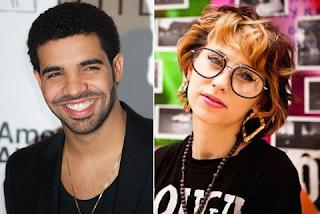 News // Drake Encense Kreayshawn Et Souhaite Une Collaboration Entre Eux