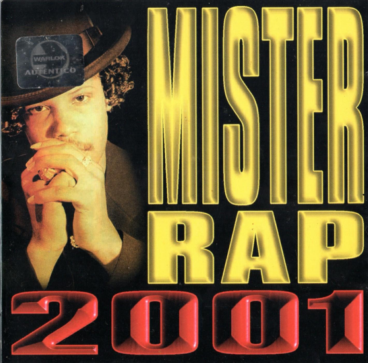 Mister Rap 2001