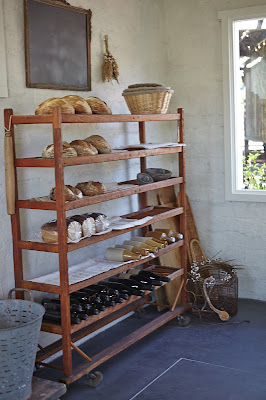 Parkside Bakery at The Room in Stinson Beach