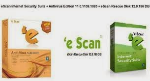 eScan Anti-Virus Complete Free Download With Serial Keys