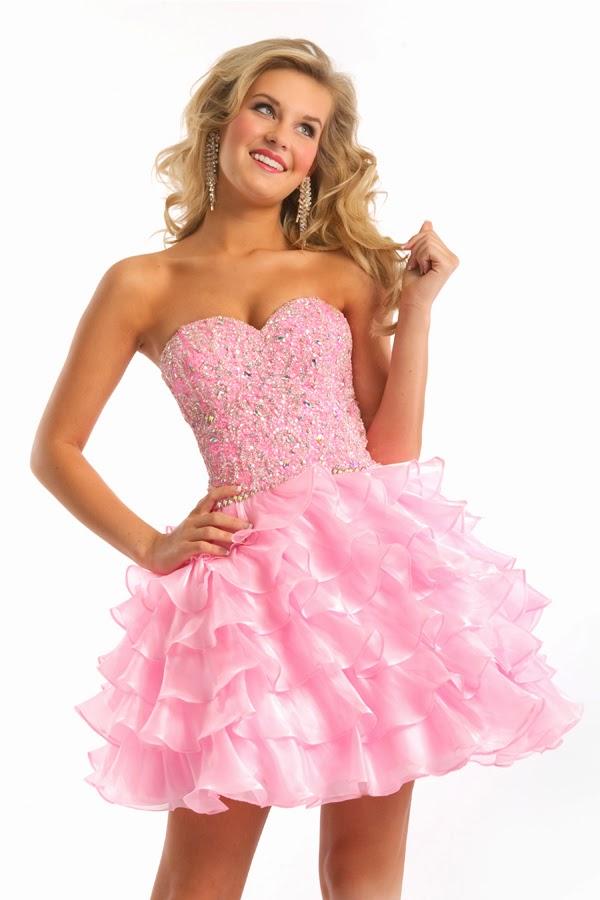 fashion trends pink mini dress