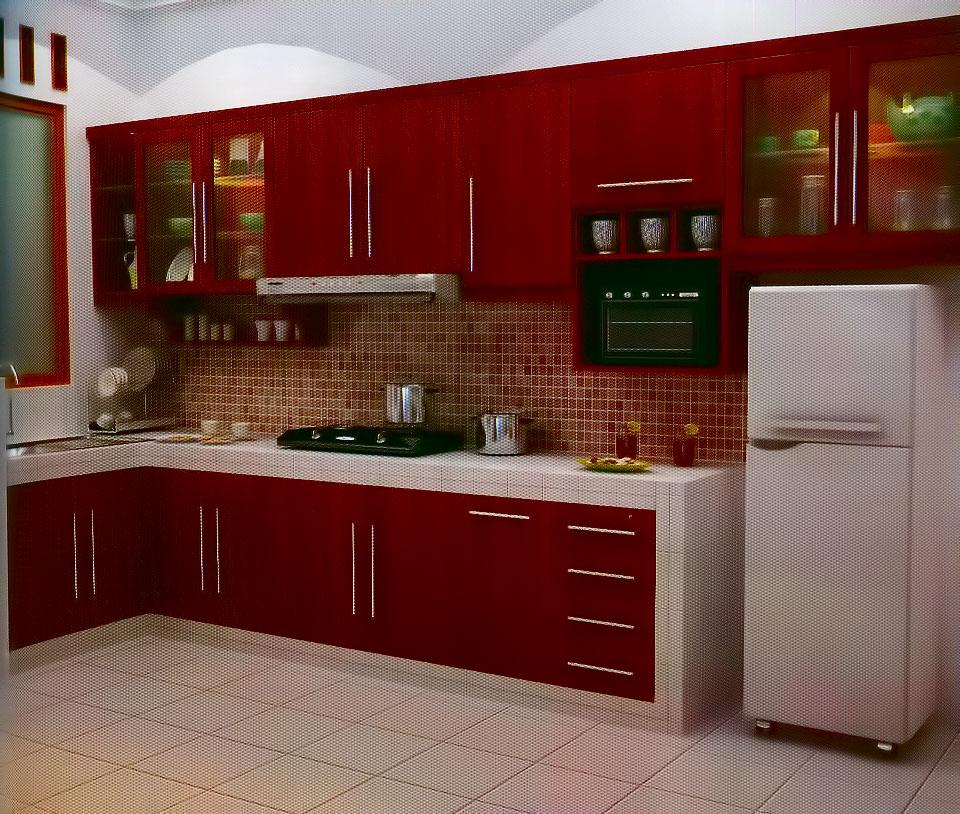 Kitchen Set Gantung: Harga & 70 Model Gambar Kitchen Set Minimalis