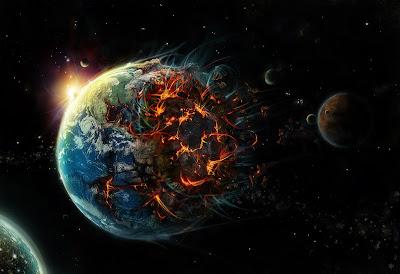 gambar bencana kiamat