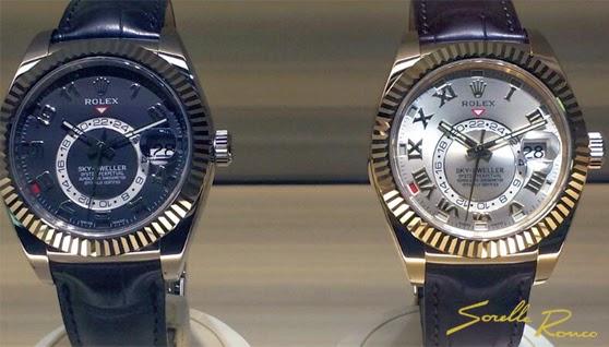 Rolex Sky-Dweller 2014