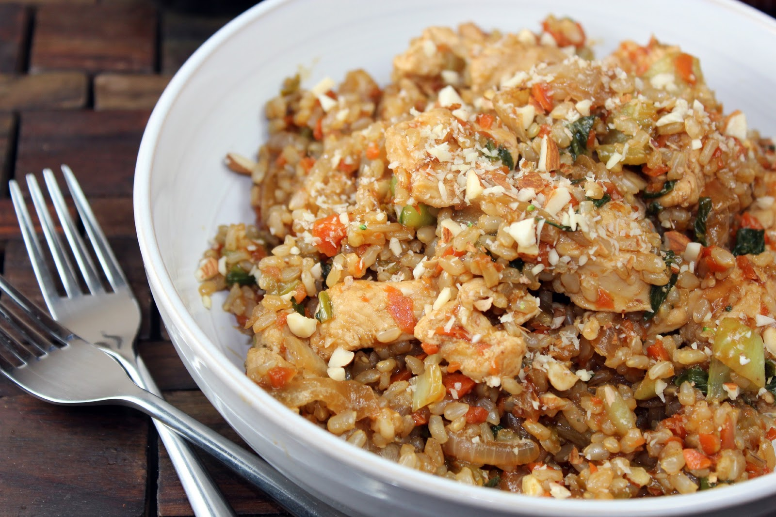 Chicken Fried Rice With Bok Choy Recipes — Dishmaps