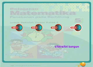 Makromedia Flash Player kelas 5 Sekolah Dasar