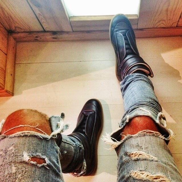 maison martin margiela sneakers shop online spentmydollars. Black Bedroom Furniture Sets. Home Design Ideas