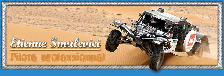 Etienne SMULEVICI pilote professionnel