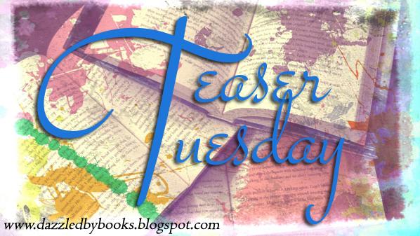 Teaser Tuesday: Taste the Heat – My Recipe