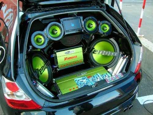 Jasa Pemasangan Sound System Pekanbaru  Audio Mobil