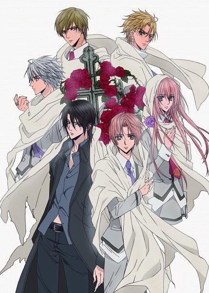 Genre Ini Anime Action Supernatural Misteri Gituu Keren Deh Dan Saya Suka Couple Kakak Adik Lupa Namanya Berharap Banyak Moment Antara Mereka