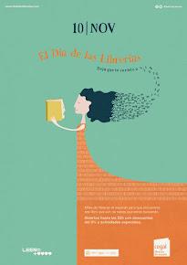 Día de las Librerías 2017. 10NOV