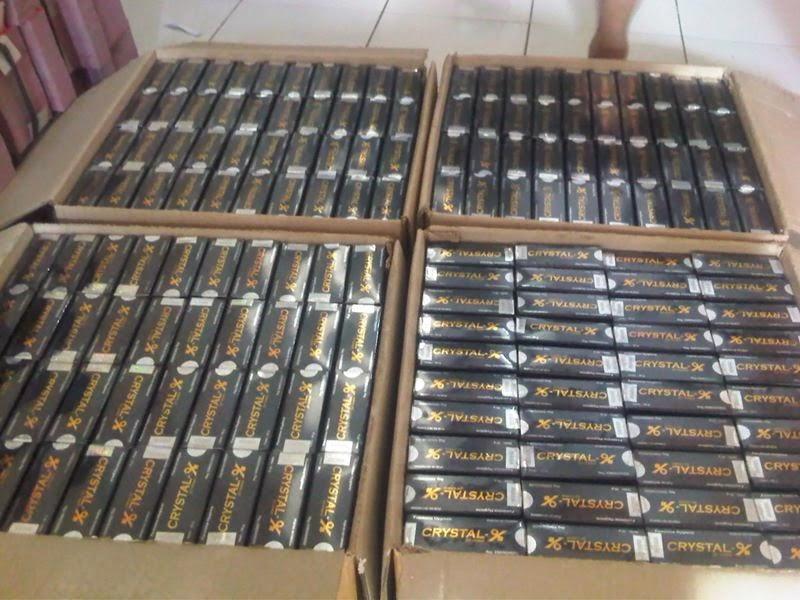 Crystal X Asli Murah Meriah Hanya Rp2.000,-