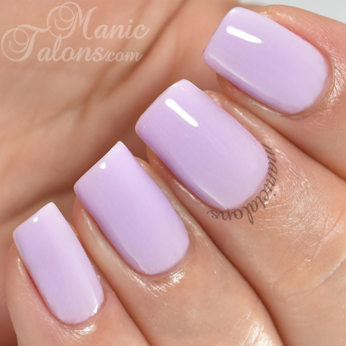 Madam Glam One Step Pastel Lilac Swatch