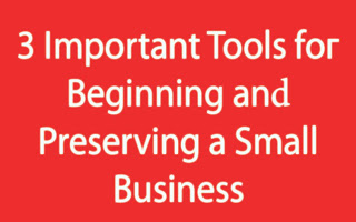 Tools for Preserving а Small Business