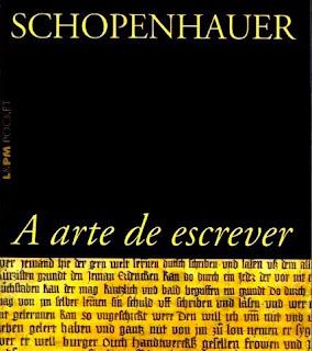 A arte de escrever - Schopenhauer