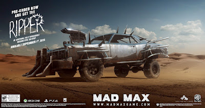 Mad Max Eye of the Storm Story Trailer - We Know Gamers