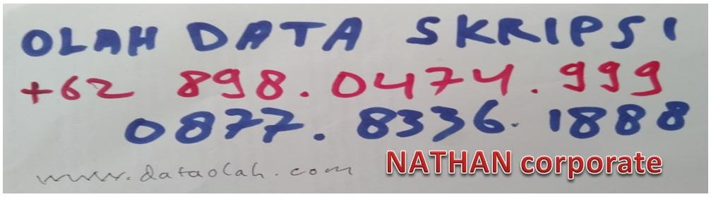 0898-0474-999 | jasa bimbingan skripsi Solo Surakarta, Tesis Fokus Olah Data.