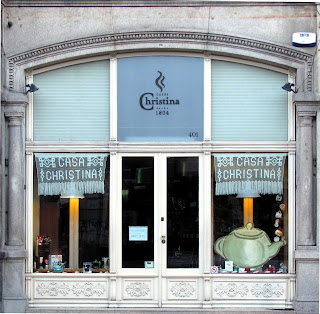 Cafés Christina coffees photo by Joao Pires Porto Portugal Europe