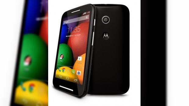 Motorola presenta el nuevo Moto E
