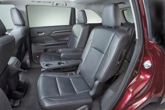 2015 Highlander Captains Chairs | Autos Post