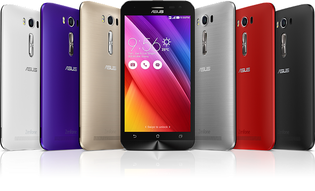Spesifikasi Asus Zenfone 2 Laser ZE500KG, Android degan Quad-core 1.2 GHz Cortex-A53