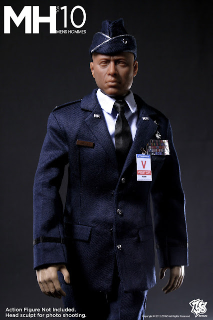 Toyhaven Zcwo Mens Hommes Mh010 16 Us Air Force Officer Service