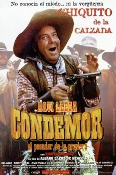 ver Aqui llega Condemor: el pecador de la pradera (1996)