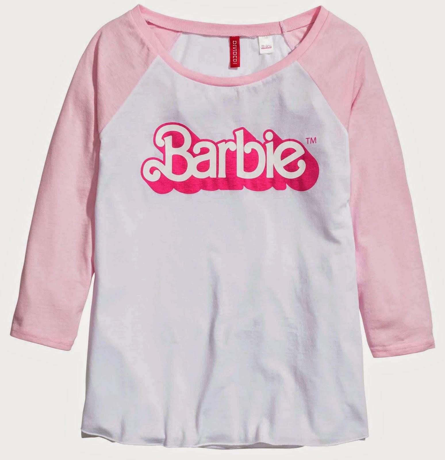 Rosa e Barbie Tutte