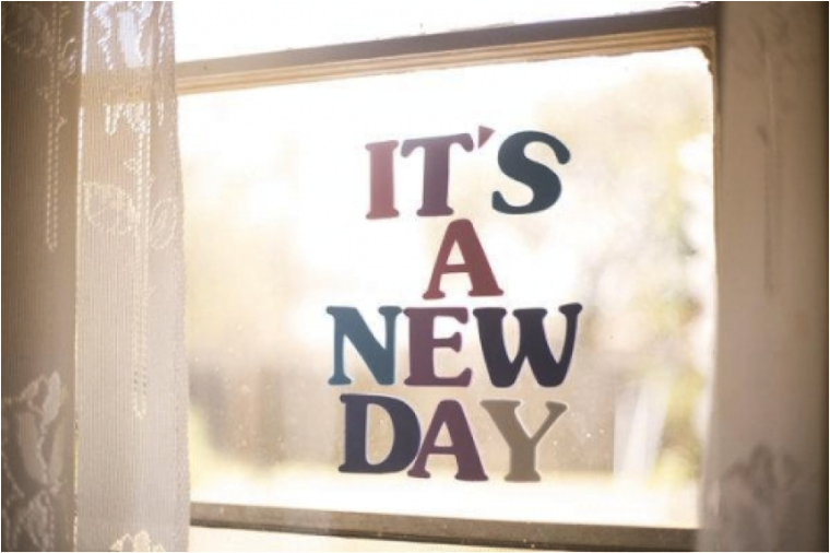 A New Day  With Christ