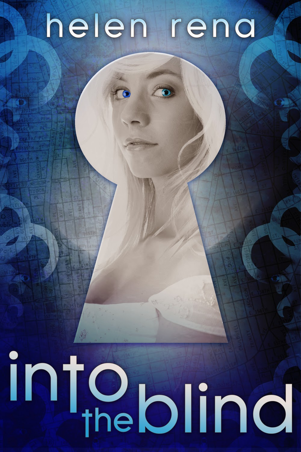 Cover Reveal – Into the Blind