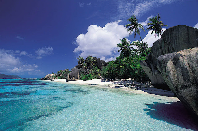 best beach in the world? seychelles