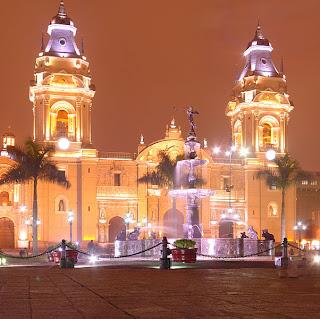 Aniversario de la Fundación de la Ciudad de Lima - 18 de enero