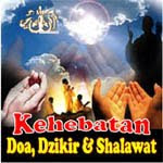 Logo Kehebatan Doa, Dzikir & Shalawat Nabi saw