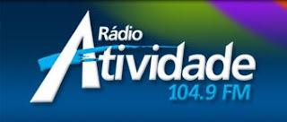 ouvir a radio atividade fm 104,9 ao vivo  Catanduva SP